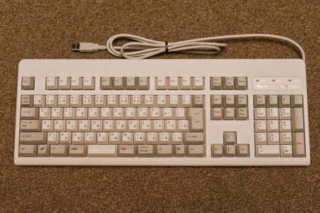 Realforce108UH-S 購入!