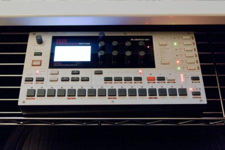 超久々にハードウェア音源を買った!(elektron monomachine)