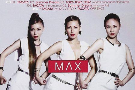 MAXの新曲・・・w