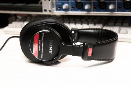 おつかれ様。 SONY MDR-CD900ST (* ̄▽ ̄)ノ