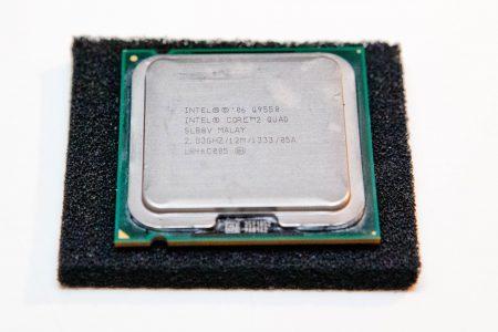 自宅PCをアップグレード (CORE 2 QUAD Q9550 + RAMDISK化)