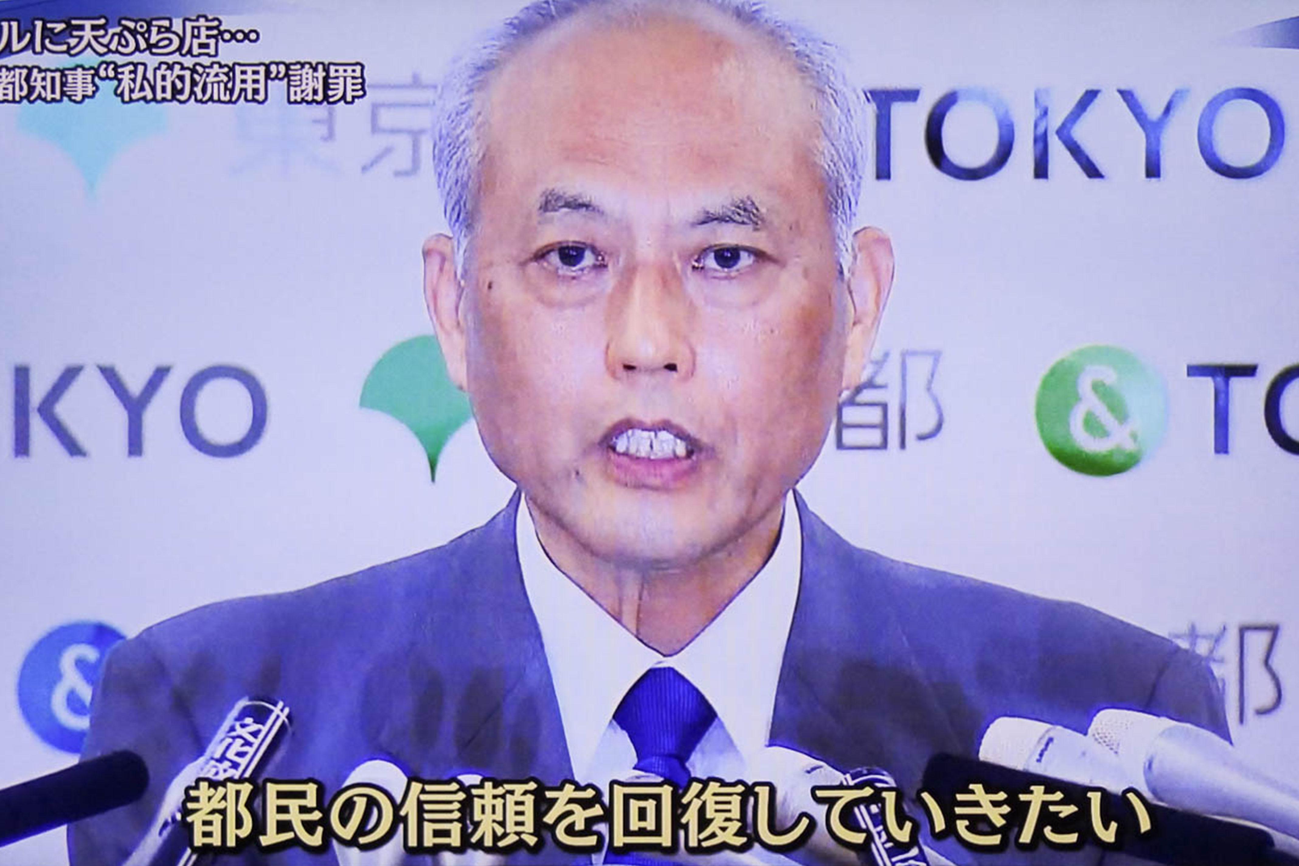 舛添都知事とオリンピックについて今思う事