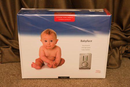 RME BABYFACE 購入!