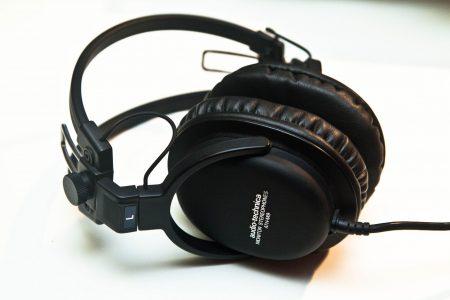 AZZLOが愛したバブルヘッドフォン オーディオテクニカ ATH-M9