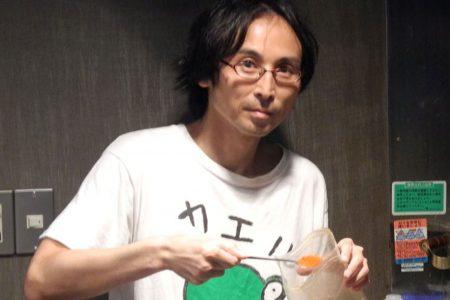 阿佐ヶ谷に中川淳一郎を見に行く。