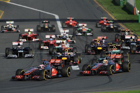 F1観戦2012